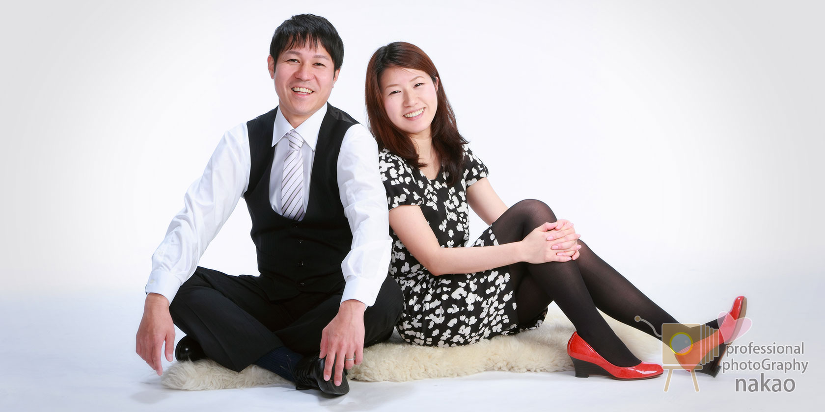 結婚記念日-wedding anniversary-をお祝いする若いご夫妻様